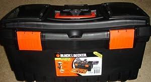 "Black & Decker Workmate Series 22"" Tool Box"
