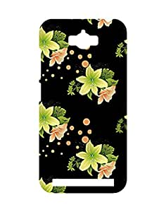 Mobifry Back case cover for Asus Zenfone Max Mobile (Printed design)