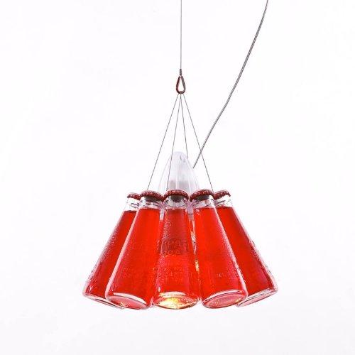 ingo-maurer-campari-light-suspension-rouge-taille-1-cable-de-suspension-155cm