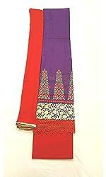 BEAUVILLE VAIIBAVAM Women's Unstiched Salwar Material (BVPCUC_59_Multi_Free Size)