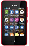 Nokia Asha 501 (Dual SIM, Bright Red)