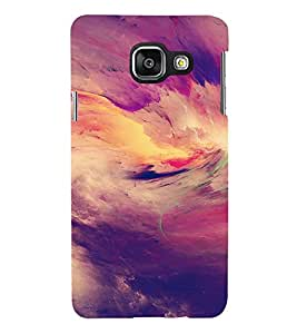 PrintVisa Painting Pattern 3D Hard Polycarbonate Designer Back Case Cover for Samsung Galaxy A5 A510 2016 Edition