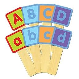 Roylco R49501 Alphabet Stick (Pack of 96)
