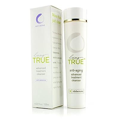 Idebenone BeingTrue Anti-aging Advanced Treatment Cleanser 4.2 Oz.