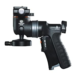 VANGUARD GH-300T Pistol Grip Ball Head (Black)