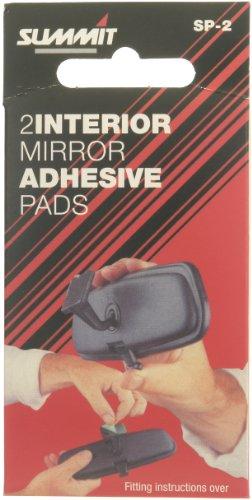 Carpoint 2433998 Interior Mirror Adhesive Pads 2 Pieces SP2