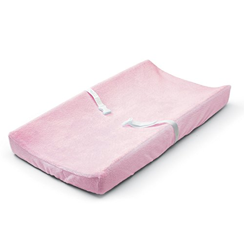 Summer Infant Ultra Plush Changing Pad Cover, Pink