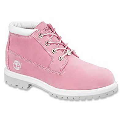 Awesome TIMBERLAND Pink 6quot Premium Boots