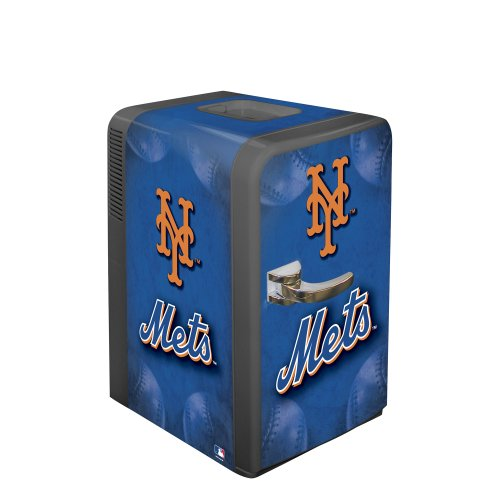 Mlb New York Mets Portable Party Refrigerator