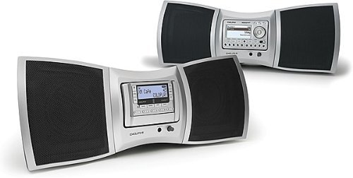 Delphi Portable Audio System Boombox for XM Roady XT® and SKYFi2