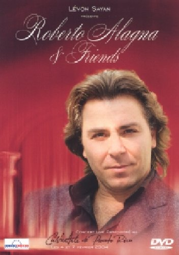 Roberto Alagna & Friends [Italia] - DVD