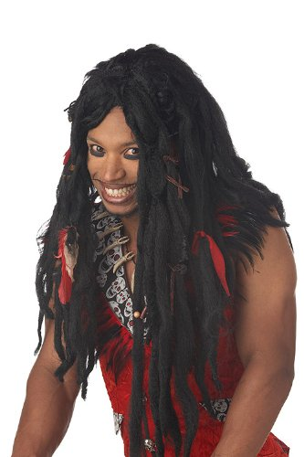 Voodoo Dreads Wig Costume Accessory