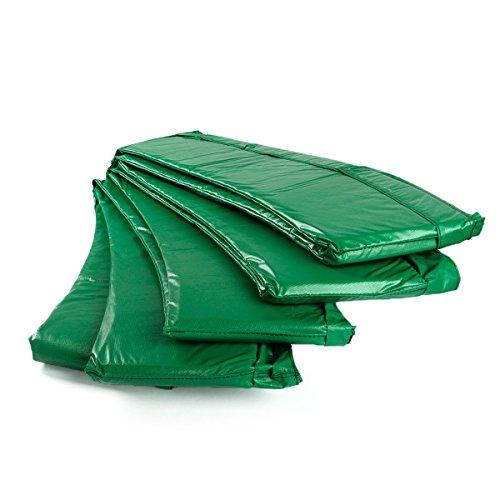 Ampel 24 Trampolin Randabdeckung | reißfest | 100% UV-beständig | grün | passend für Ø 305 cm