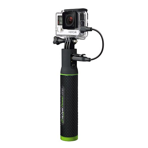 Re-Fuel Quikpod Power Grip for GoPro Cameras (Fuel Power Bank compare prices)