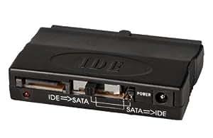 Syba SY-BIR-IDESA IDE/SATA Converter Bi-Directional IDE to SATA (SY-BIR-IDESA-BP)