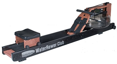 WaterRower Club Rowing Machine in Ash Wood with S4 Monitor (Concept 2 Model D compare prices)