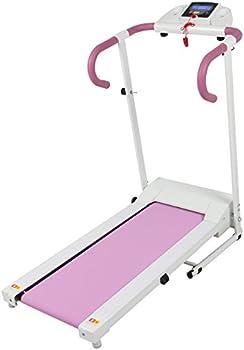 Portable Folding 500W Electric Treadmill