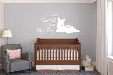 John Deere Baby Room