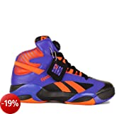 REEBOK V61029 SHAQ ATTAQ BLACK PURPLE ORANGE EU 43