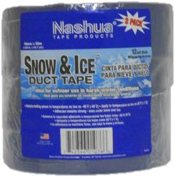 Nashua Snow And Ice Duct Tape 3 Pack Amazon Com