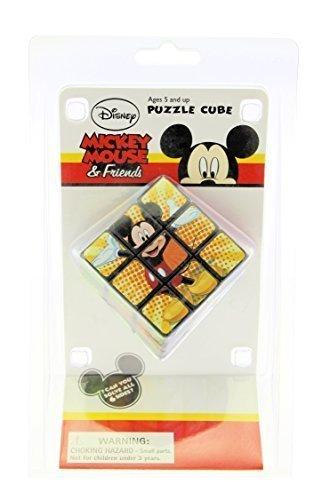 Disney Mickey Mouse & Firends Puzzle Cube Characters inc Topolino, Minnie, Pluto e Paperino e Pluto & Daisy Duck