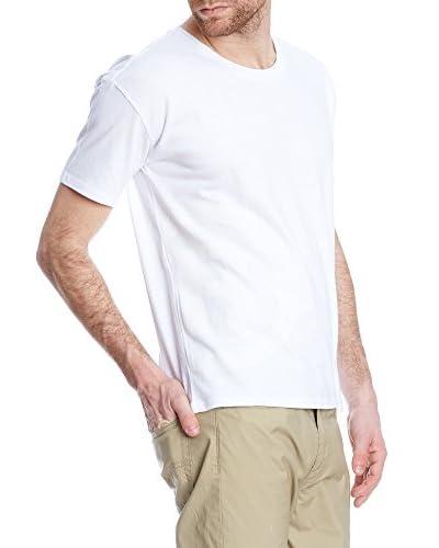 Levi'S Strauss Camiseta Manga Corta Line 8 New Graphic Blanco