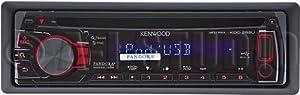 Kenwood KDC-252U In-Dash USB/CD Receiver
