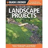 Landscape Projects DIY Reference Book-B&D LANDSCAPE PROJ BOOK
