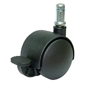 Office Computer Table Desk Locking Chair Casters Office Products