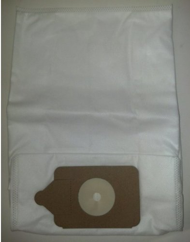 10 Numatic NVM-2BH Generic Anti-Allergen Cloth HEPA Bag for James, George and 300 Series Models, fits HEPA-FlO Bag. Fits Part 604016 (Numatic Vacuum Bags compare prices)