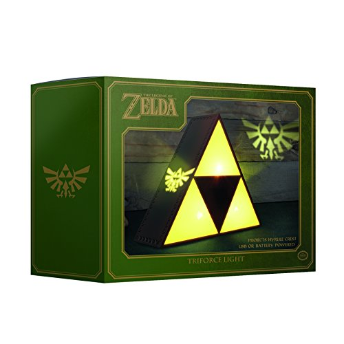 Paladone, 5055964702274 The Legend Of Zelda, Lampada, 20 Cm