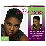 Shortlooks Luster's Pink Short Looks No-lye Texturizer Kit