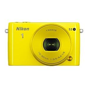 Nikon デジタル一眼カメラ Nikon 1 (ニコンワン) S2 標準ズームレンズキット