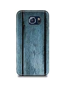Blue Wooden Samsung Note 5 Case