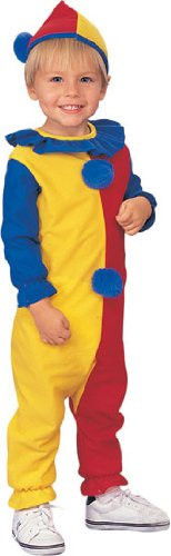 Party Clown Halloween Outfit