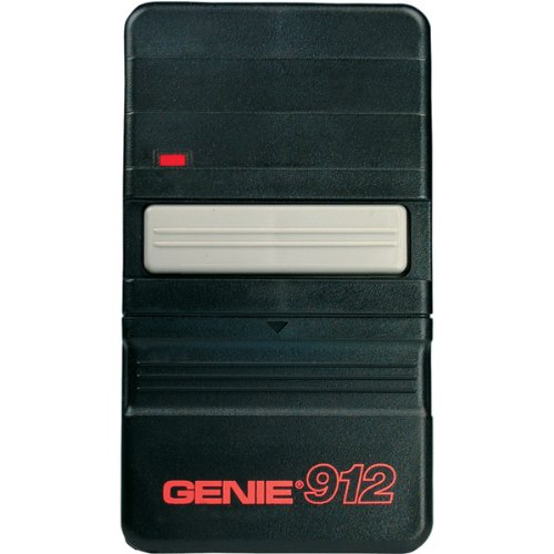 Genie Intellicode Garage Door Opener Programming