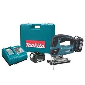Makita BJV180 18-Volt LXT Lithium-Ion Cordless Jig Saw Kit