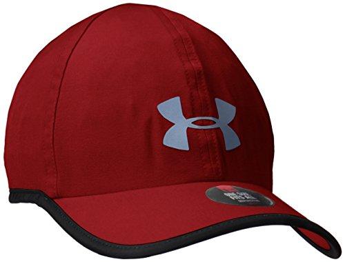 Under Armour UA Shadow 3.0Sportswear Cap, Uomo, Sportswear UA SHADOW 3.0 CAP, rosso, Taglia unica