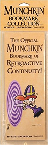 Munchkin Bookmark Collection Card Game