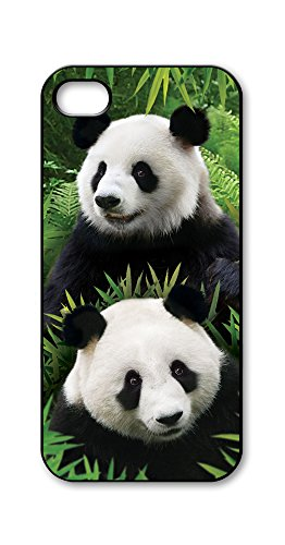 Dimension 9 Slim 3D Lenticular Cell Phone Case for Apple iPhone 5 or iPhone 5s - Cute Panda Bear (Panda Bear Phone Case compare prices)