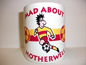 Motherwell Football MUG / CUP Sports Memorabilia