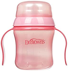 Dr. Brown's Soft Spout Training Cup, 6 Ounce, Colors May Vary (Discontinued by Manufacturer)