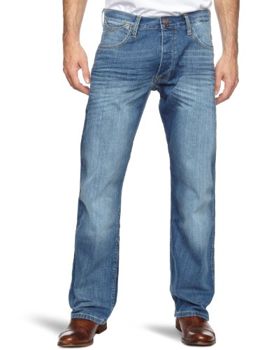 Wrangler Dustin Straight Men's Jeans Longhorn W31 INxL32 IN