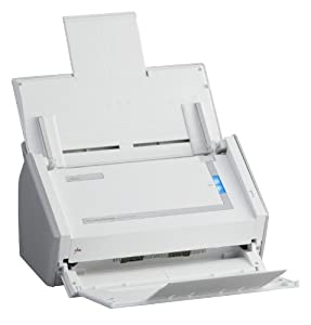 FUJITSU ScanSnap S1500 Scanner A4 color USB2.0 ADF duplex 20ppm Windows only Acrobat ScanSnapManager