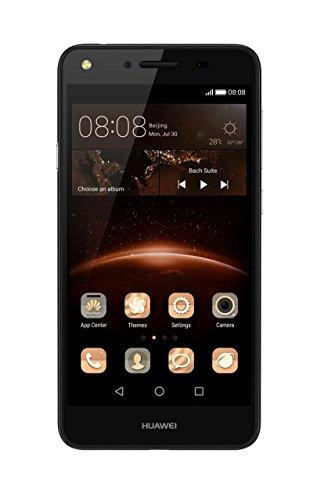 Huawei Y5II Smartphone entsperrt 4g 11,4cm (: 5Zoll-8GB-Dual SIM-Android 5.1Lollipop) schwarz