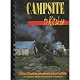 Campsite to Kitchen: Tastes and Traditions from America's Great Outdoors (1879958244) by Outdoor Writers Association of America