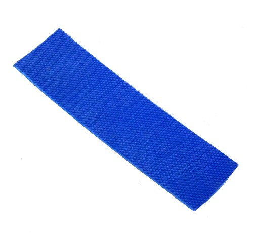 Upfront Qvu Replacement Cricket Bat Toe Guard - Blue