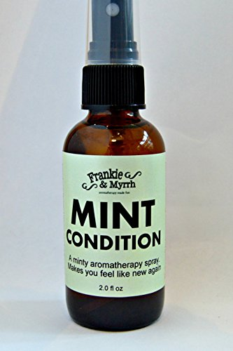 Mint Condition Aromatherapy Spray
