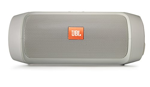 Jbl - Charge 2+ Portable Wireless Stereo Speaker - Gray