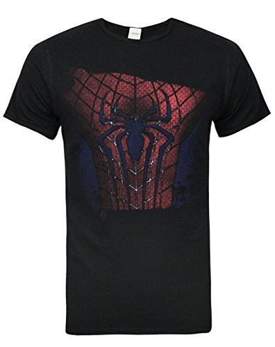 Uomo - Official - Spider-Man - T-Shirt (L)